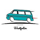 Westfalia VW Bus T4 Eurovan MV by Frank Schuster