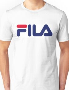 FILA Sport Logo Unisex T-Shirt