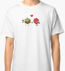 Building Love  Classic T-Shirt