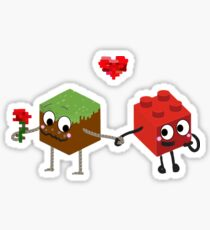 Building Love  Sticker