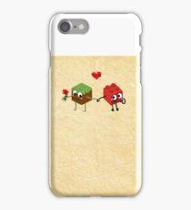 Building Love  iPhone Case/Skin
