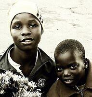 Children of Africa by iamelmana