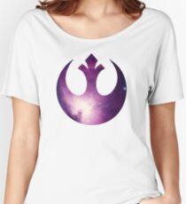 Star Wars Rebel Alliance Women's Relaxed Fit T-Shirt