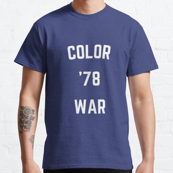 Color War '78 Fear street 1978 Blue Shadyside Classic T-Shirt