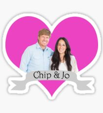 Chip and Jo Sticker
