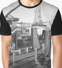 Shuttered Pier Graphic T-Shirt