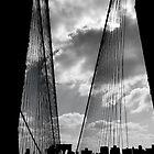 Brooklyn Bridge by Matthew Siller
