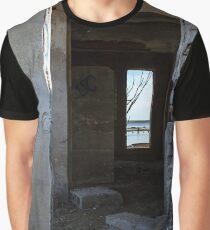 Ruins Graphic T-Shirt