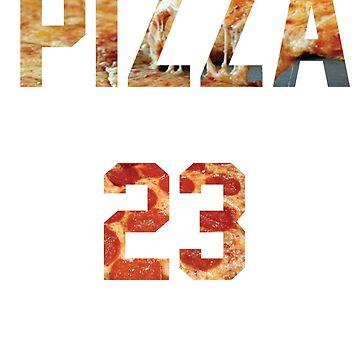 Pizza Jersey by MrDesigner266