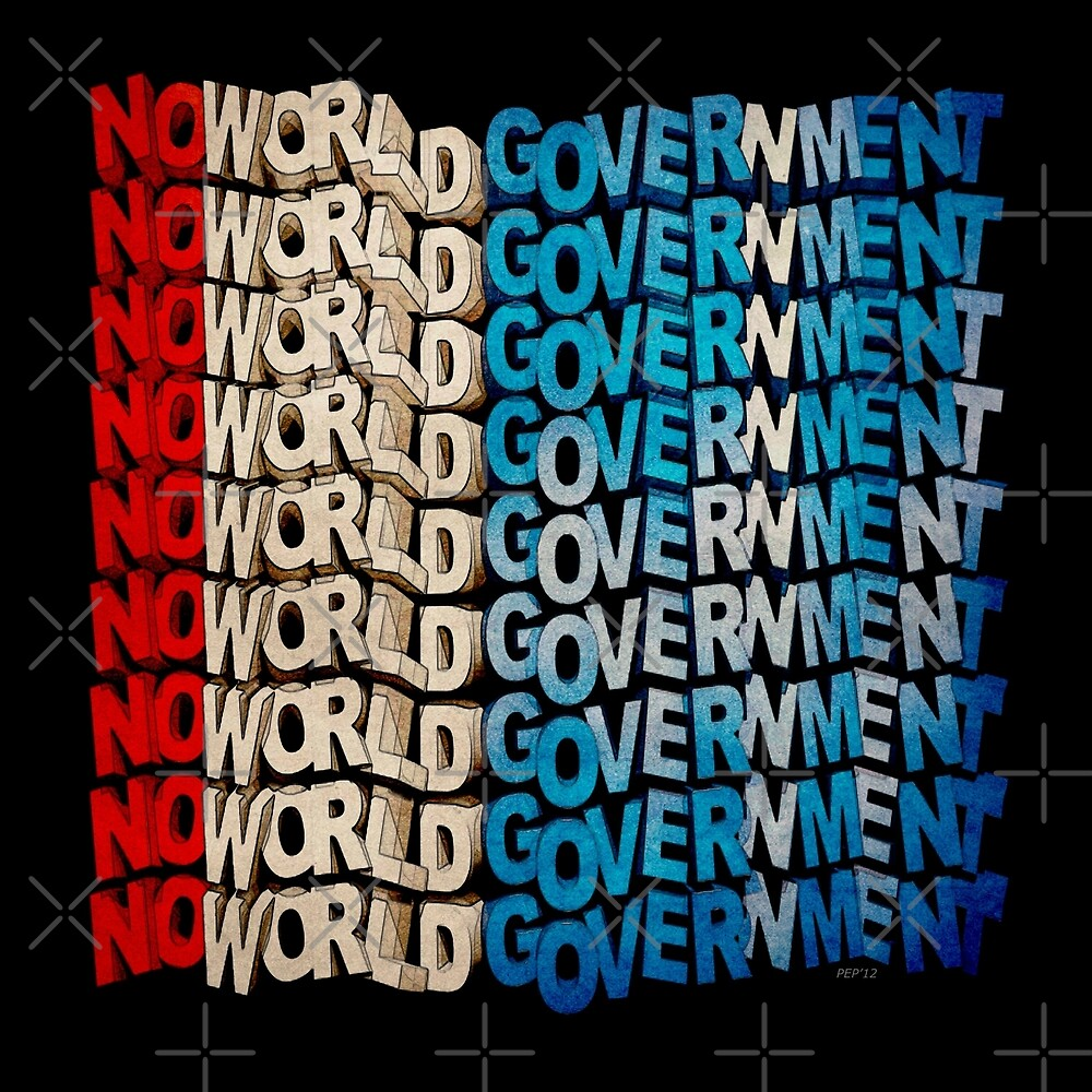 No World Government by morningdance