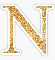 nu /// n Sticker