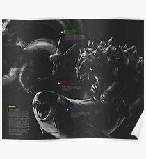 Weather Trio  - Minimal Poster