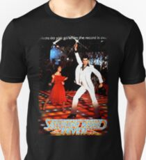 It's Saturday Night Fever, It's Disco Time !! T-Shirt