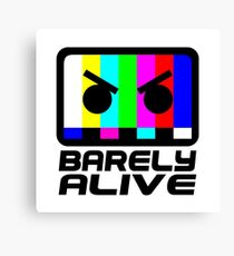 Barely Alive Canvas Print