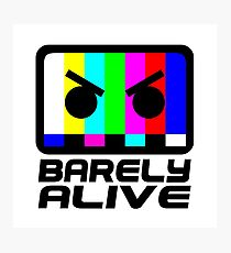 Barely Alive Photographic Print