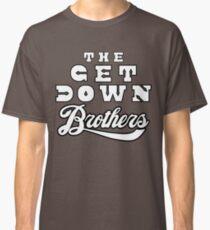 Netflix, The Get Down Brothers DJ Battle Jacket T-Shirt Classic T-Shirt