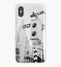Hollywood Go iPhone Case