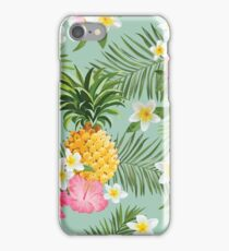 Hawaiian Pineapple iPhone Case/Skin