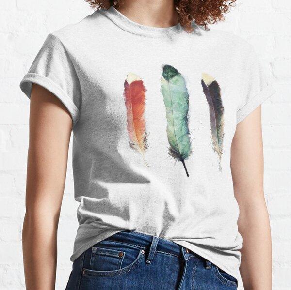 Plumes T-shirt classique