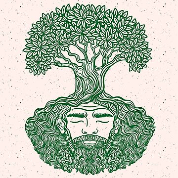 Tree Man  by meowsic