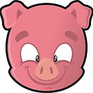Piggel Pig by swiftyspade