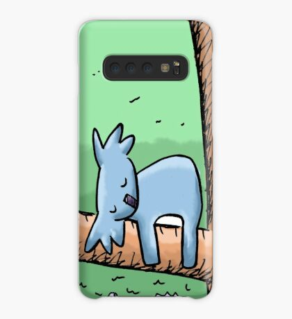 Cute Sleeping Koala Case/Skin for Samsung Galaxy