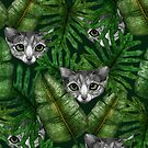 Jungle Kittens by Perrin Le Feuvre