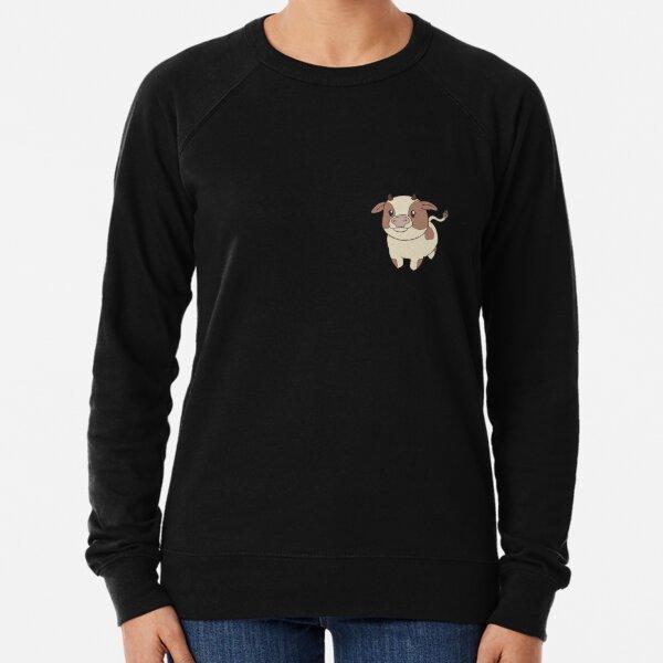 Moo moo Lightweight Sweatshirt