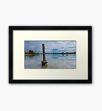 Beautiful Manning Waters 6677 Framed Print