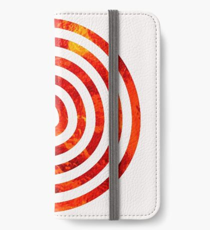 Spiral  iPhone Wallet