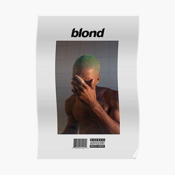 Frank Ocean, Blond Ultra HD Poster