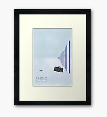 Fargo Ransom Money Framed Print
