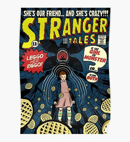 Stranger Tales Poster