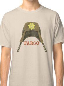 Fargo Sheriff Marge Gunderson Classic T-Shirt