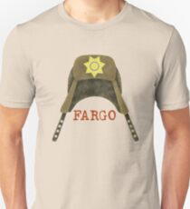 Fargo Sheriff Marge Gunderson T-Shirt