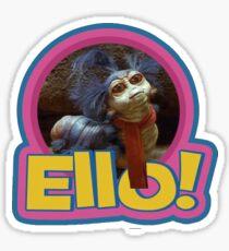 Ello! Sticker