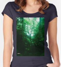 Emerald Glade Women's Fitted Scoop T-Shirt