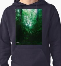 Emerald Glade Pullover Hoodie