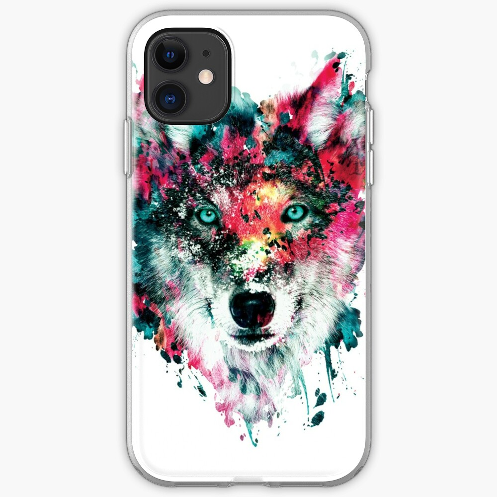Wolf II iPhone Case & Cover