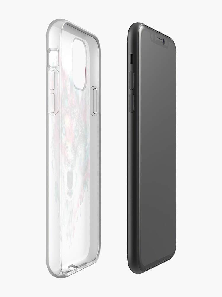 Alternate view of Wolf II iPhone Case & Cover