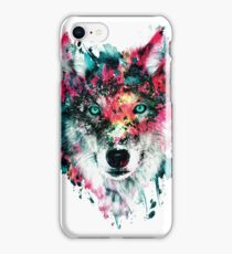 Wolf II iPhone Case/Skin