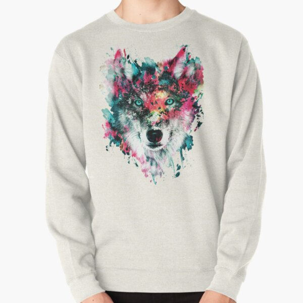 Wolf II Pullover Sweatshirt