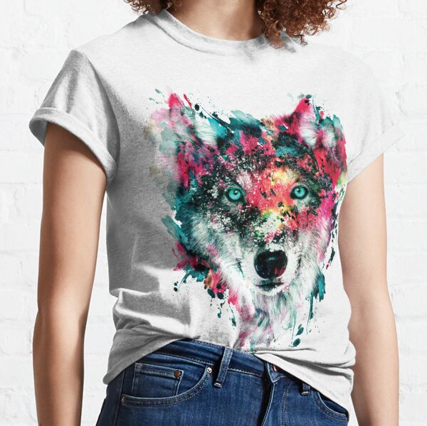 Loup II T-shirt classique
