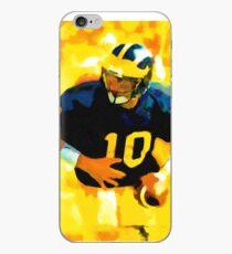 Mr. Tom Brady at Michigan iPhone Case