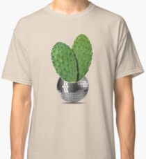 Cactus disco party Classic T-Shirt