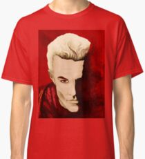 SPIKE from Buffy The Vampire Slayer Classic T-Shirt