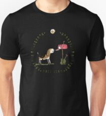 Mails-th here - my favourite time of day T-Shirt