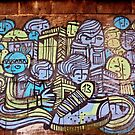 Faces of the City by heinrich