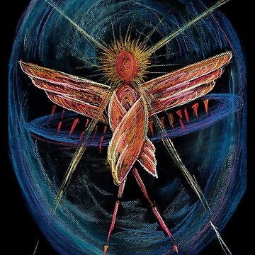Fiery Wheel-Being by RobinMain