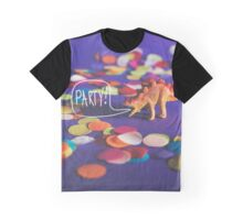 Party Animal! Graphic T-Shirt